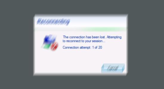 Remote Desktop connection problem