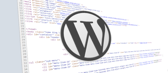 WordPress: Page navigation not working