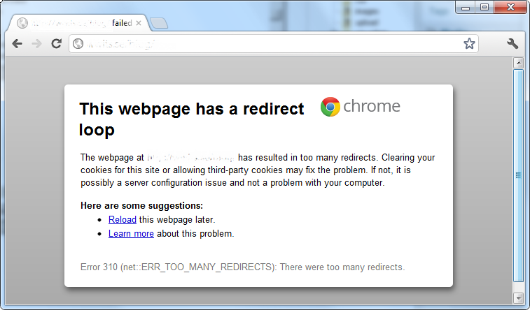 WordPress: Redirect loop with no category base