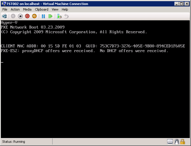 SCCM 2012 Troubleshooting PXE