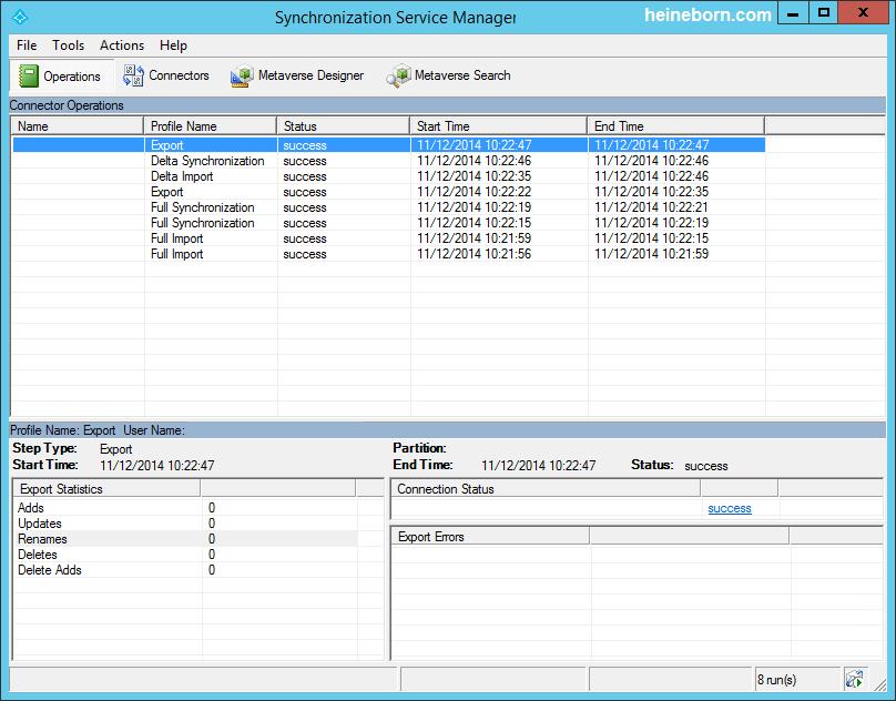 Change the Azure Active Directory Sync Schedule – Jocha